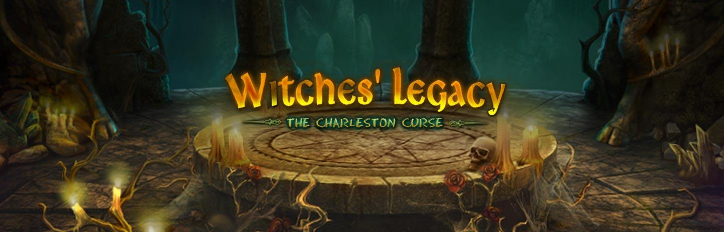 Witches' Legacy: The Charleston Curse