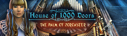 House of 1000 Doors: The Palm of Zoroaster screenshot
