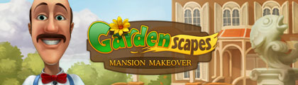 Gardenscapes:  Mansion Makeover screenshot