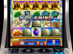 WMS Slots: Rome  Screenshot 2