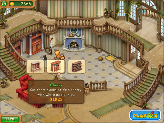 Gardenscapes: Mansion Makeover Collector's Edition Screenshot 1