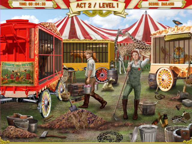 Runaway With The Circus Screenshot 1