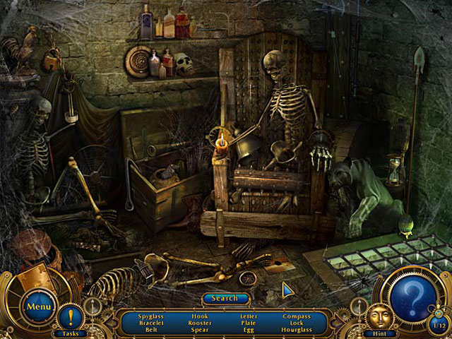 Amulet of Time: Shadow of La Rochelle Screenshot 1