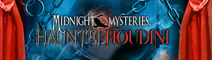 Midnight Mysteries Haunted Houdini screenshot