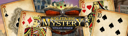 Solitaire Mystery: Stolen Power screenshot