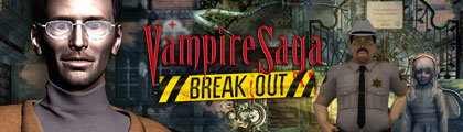 Vampire Saga: Break Out screenshot