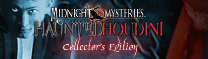 Midnight Mysteries: Haunted Houdini - Collector's Edition screenshot
