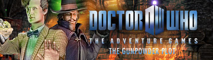 Doctor Who Episode 5 The Gunpowder Plot screenshot