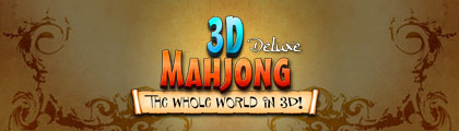 3D Mahjong Deluxe screenshot