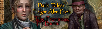 Dark Tales: Edgar Allan Poe's the Premature Burial screenshot
