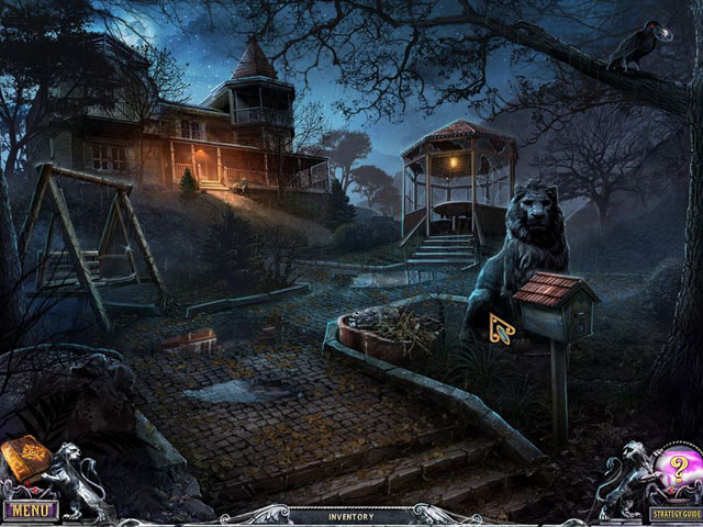 House of 1000 Doors: Family Secrets Collector's Edition large screenshot