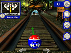 Gutterball: Golden Pin Bowling Screenshot 2