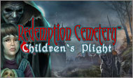 Redemption Cemetery: Children's Plight