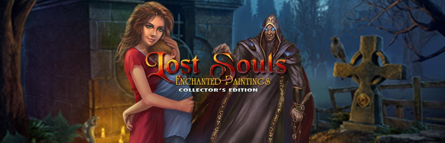 Lost Souls Enchanted Paintings Collector's Edition