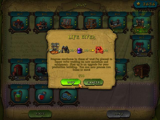 Vampires vs Zombies Screenshot 1