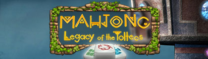 Mahjong: Legacy of the Toltecs screenshot
