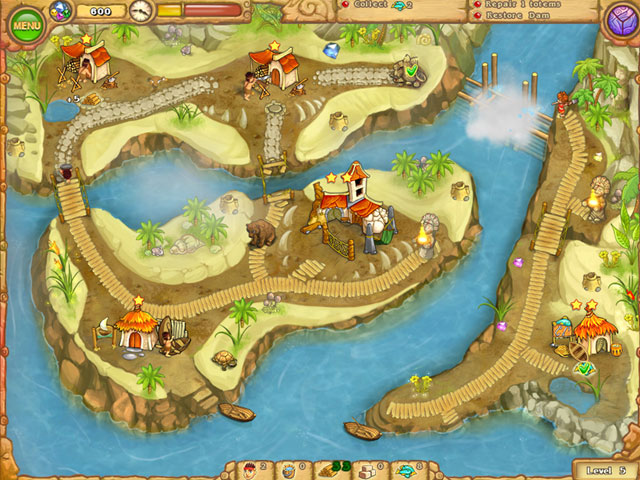 Island Tribe 3 Screenshot 1