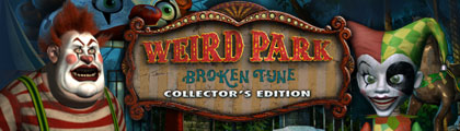 Weird Park: Broken Tune Collector's Edition screenshot