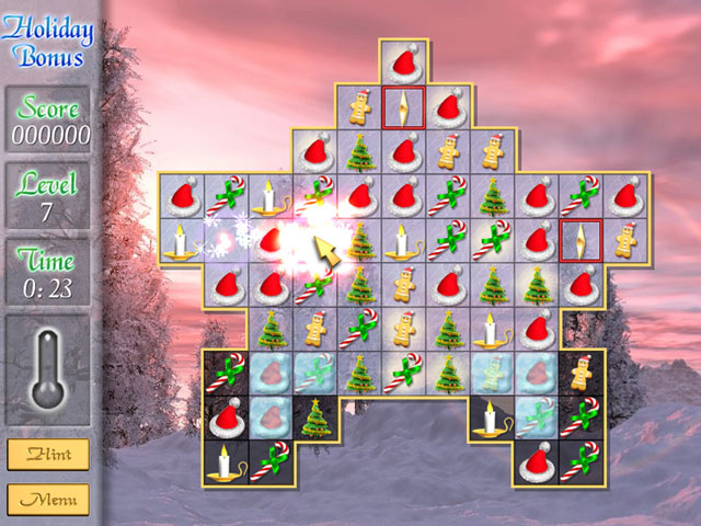 Holiday Bonus Screenshot 1