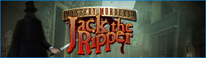 Mystery Murders: Jack the Ripper screenshot
