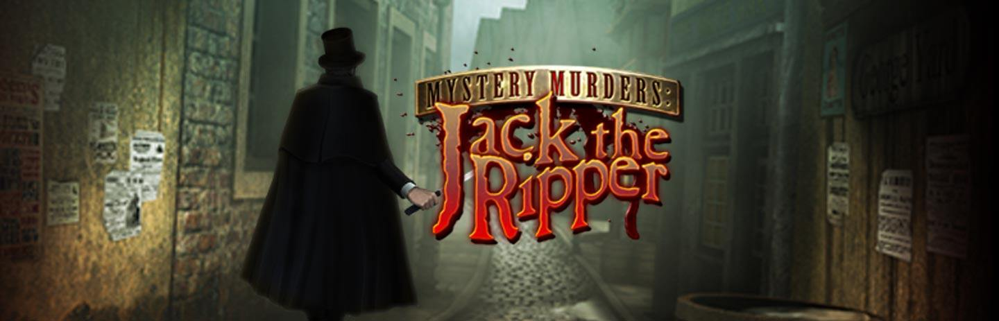 Mystery Murders: Jack the Ripper