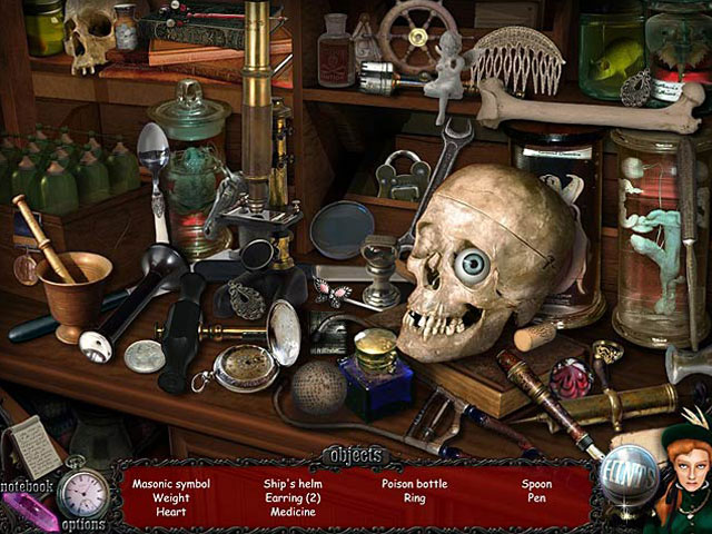 Mystery Murders: Jack the Ripper large screenshot