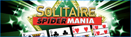Spider Mania Solitaire screenshot