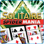 Spider Mania Solitaire