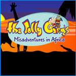 The Jolly Gang's Misadventures in Africa