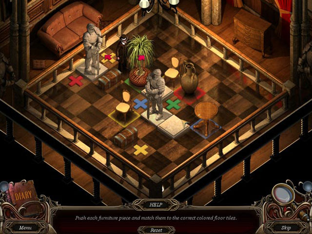 Mystery Chronicles: Betrayals of Love large screenshot