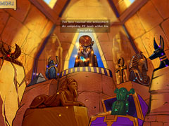 Fate of the Pharaoh Screenshot 2