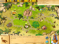 Fate of the Pharaoh Screenshot 3