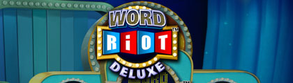 Word Riot Deluxe screenshot