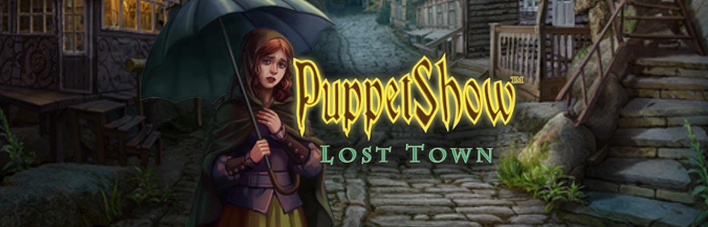 PuppetShow 3: The Lost Town