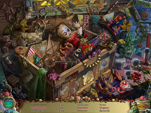 PuppetShow 3: The Lost Town large screenshot