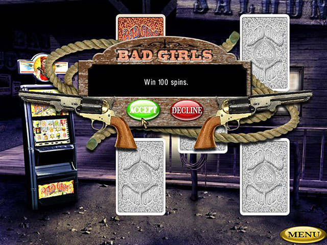 Slot Quest: Wild West large screenshot