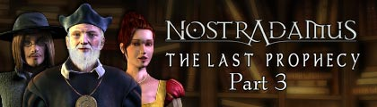 Nostradamus The Last Prophecy Episode 3 screenshot