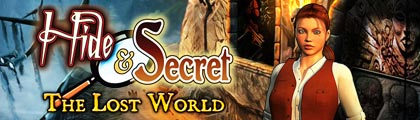 Hide & Secret: The Lost World screenshot