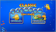 Classic Fishdom 2 in 1 Pack