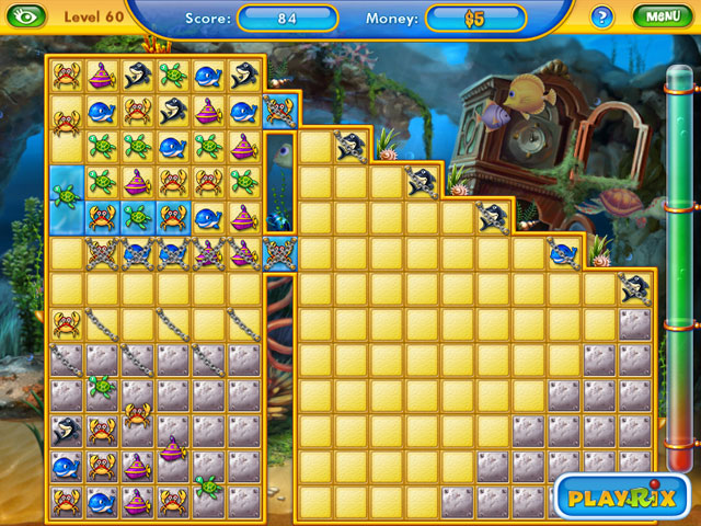 Classic Fishdom 2 in 1 Pack Screenshot 1