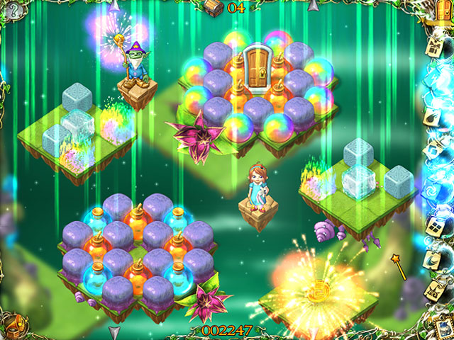 Dream Woods 2 Puzzle Adventure large screenshot
