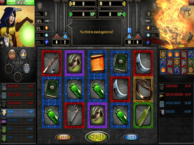 Battle Slots Screenshot 1