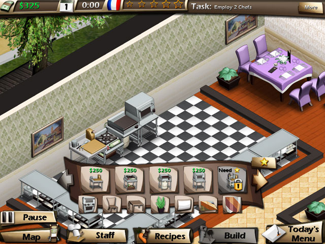 Bistro Boulevard large screenshot