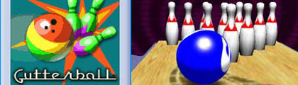 Gutterball screenshot