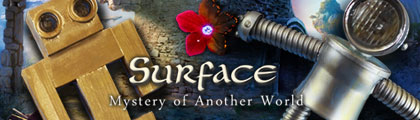 Surface: Mystery of Another World screenshot