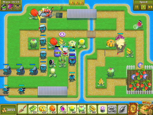 Garden Rescue large screenshot