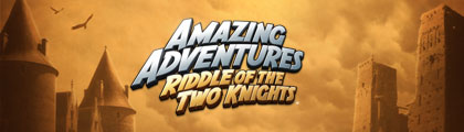 Amazing Adventures: Riddle of The Two Knights screenshot