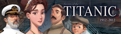 Secrets of the Titanic:  1912-2012 screenshot