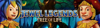 Jewel Legends: Tree of Life screenshot