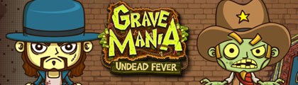 Grave Mania: Undead Fever screenshot